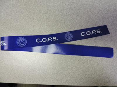 C.O.P.S. ribbons