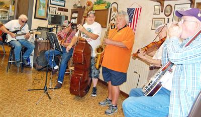 Buttercreek Boys to perform during park series