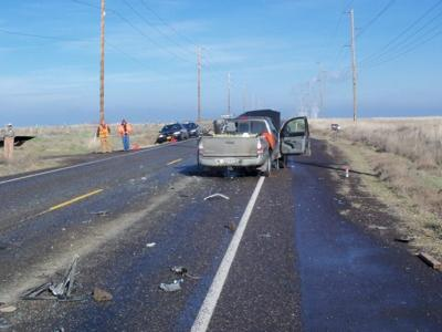 Ione woman killed in crash on Highway 207