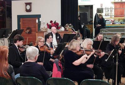 HH Carols concert