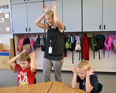 Hermiston full-day kindergarten teachers feel less rushed for time