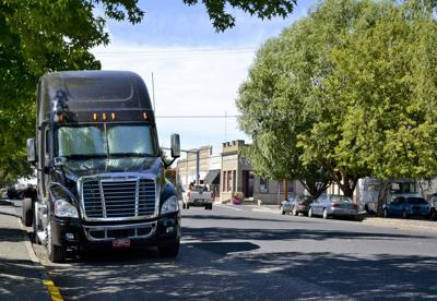 Stanfield council considering semi-truck parking ban