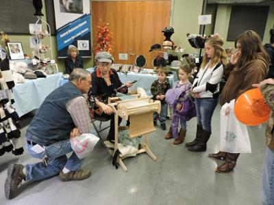 SAGE Center harvests family fun