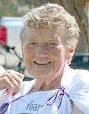 Marjorie E. 'Marge' Terry Quartzsite, Arizona April 3, 1934-December 29, 2015