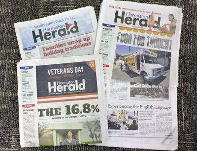 Hermiston Herald wins ONPA awards