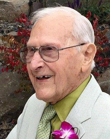 Ray P. Gallon Hermiston September 26, 1918-January 18, 2016