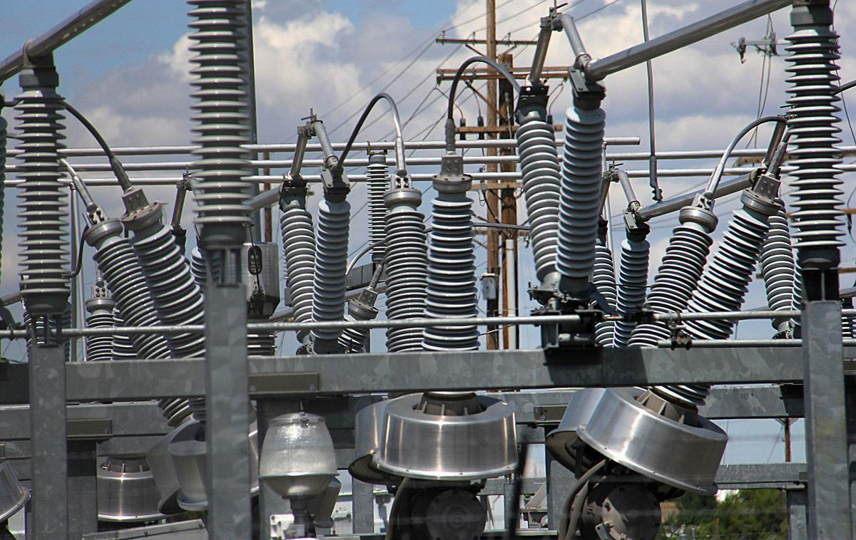 Hermiston Energy Services recommends new substation