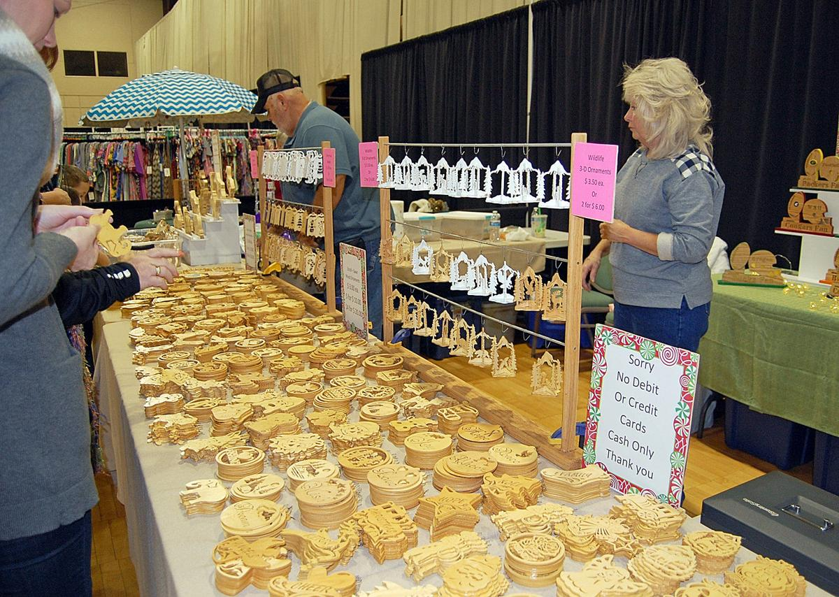 Holiday bazaars offer gift shopping, more