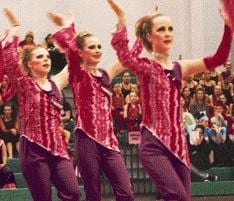 Hermiston dance teams place 2nd, 3rd at competition