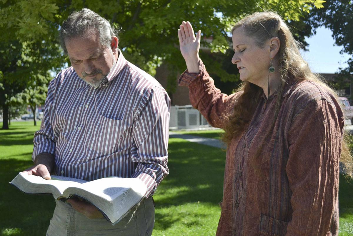 Area residents gather in memory of Sept. 11, 2001