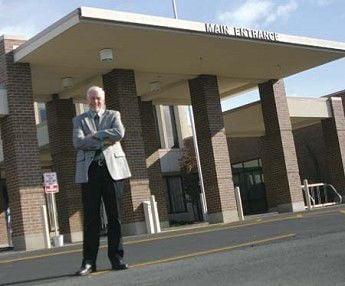 Dennis Burke keeps an eye on rural hospitals