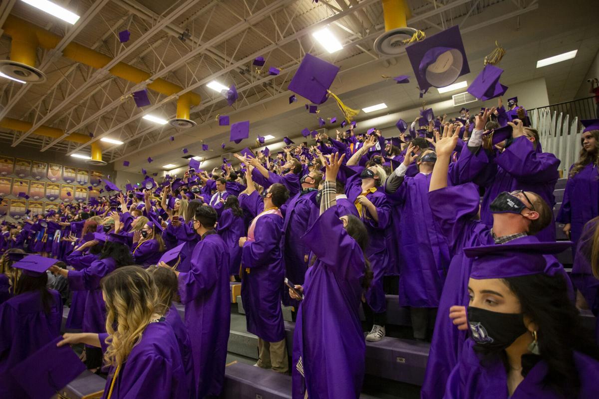Hermiston High School Graduation