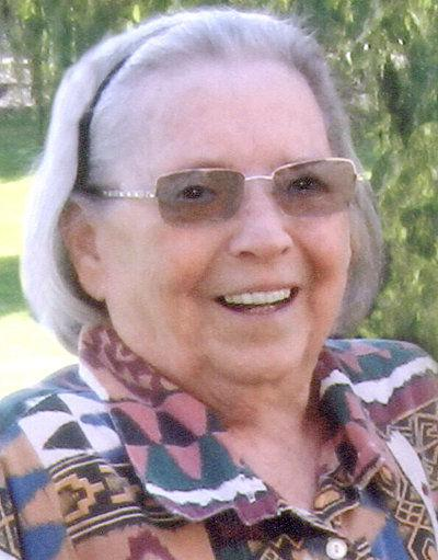 Patricia (Holt) McKenzie Hermiston December 17, 1936-May 4, 2016