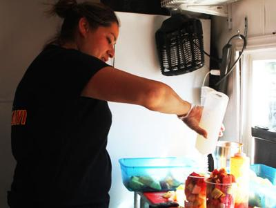 Mobile food vendors react to newly approved ordinance