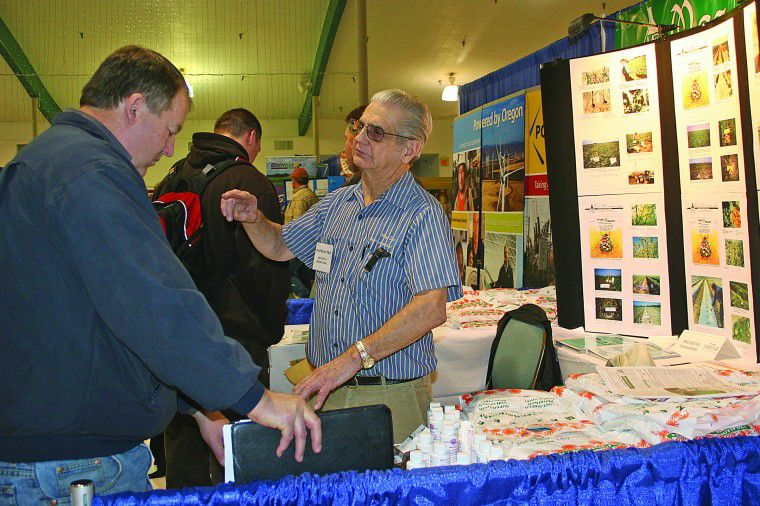 Farm Fair Draws Crowds