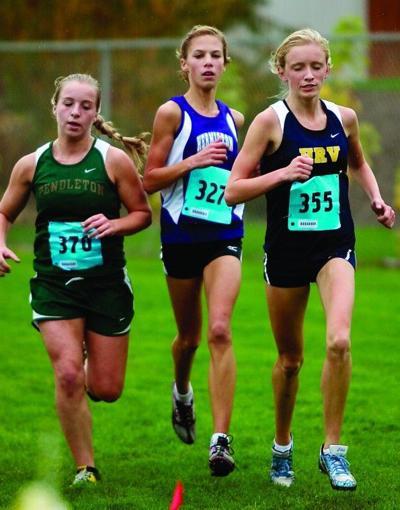 Girls edge HRV for runner-up