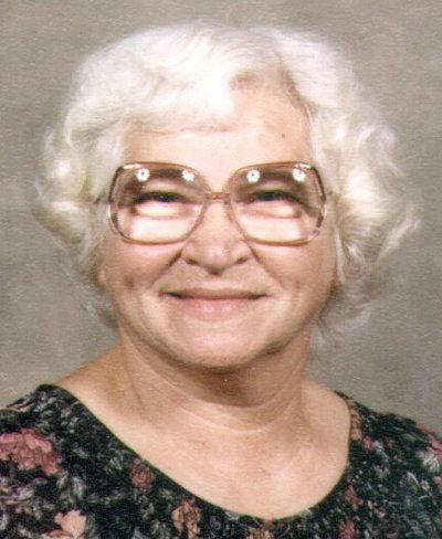 Irene Alice Schlaht Hermiston August 7, 1923-January 18, 2016
