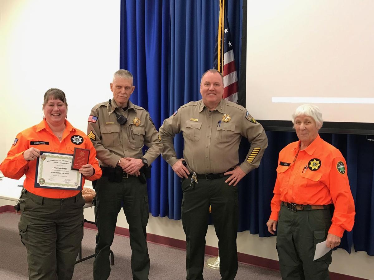 Umatilla County Search and Rescue