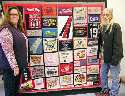 Quilt group stitches together family memories