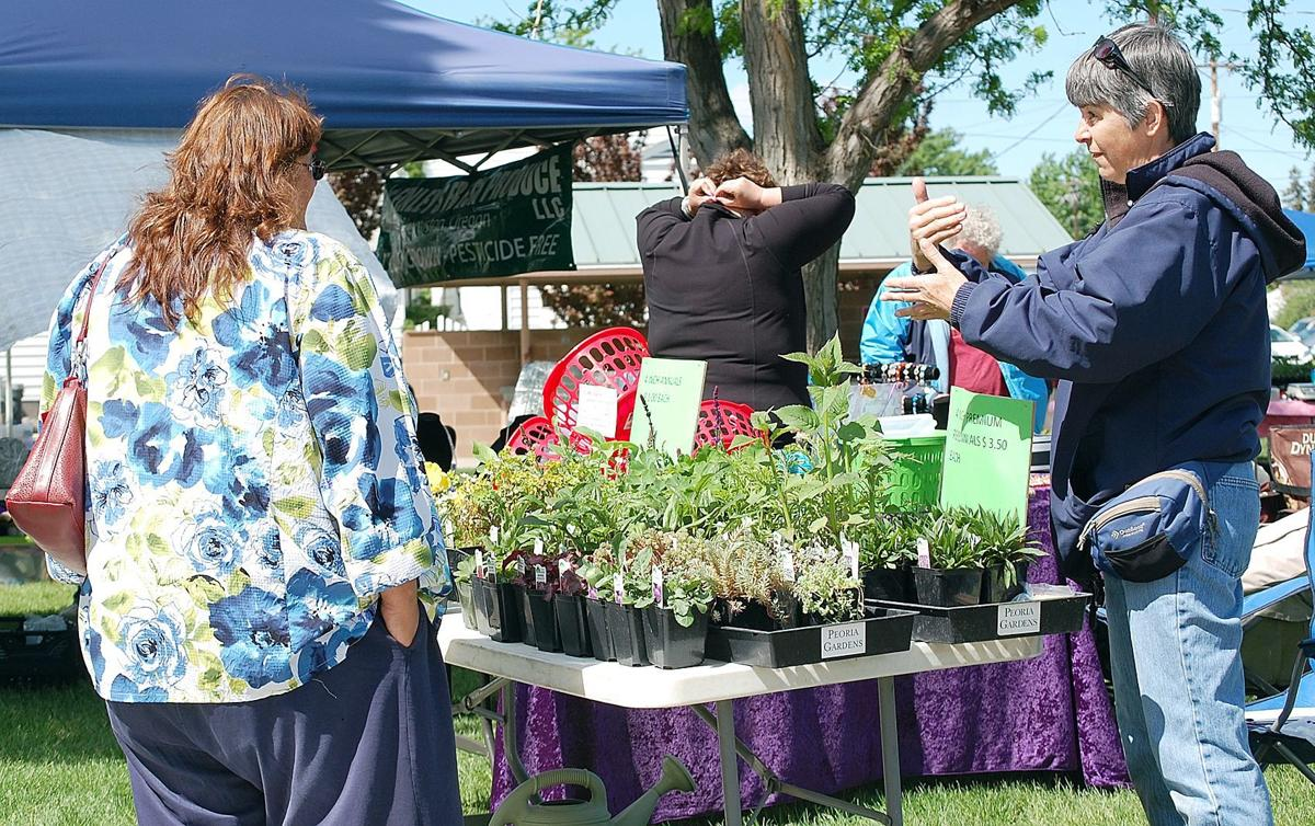Farmers' market gears up for change in venue, fresh ideas