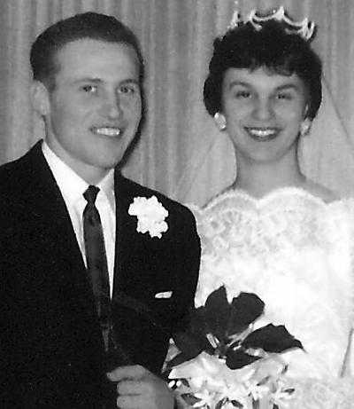 Anniversary: Ernie and Donna (Templeton) Webb