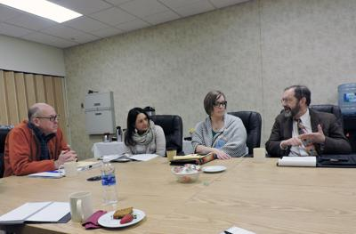 Walden gathers opioid suggestions from roundtable in Hermiston