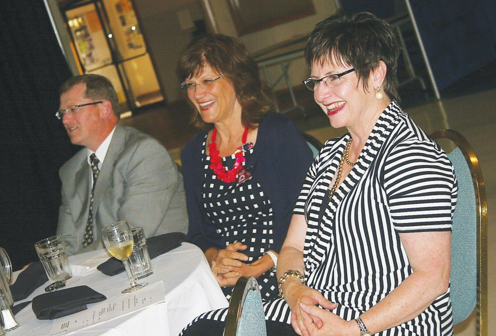 Leadership Hermiston honors Brenda Turner