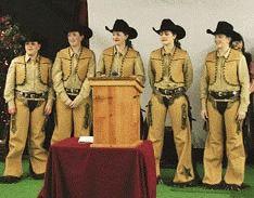County fair unveils 2007 Umatilla County Fair Court