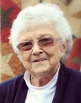 Charlotte V. Gooding Hermiston May 1, 1933 - July 22, 2017