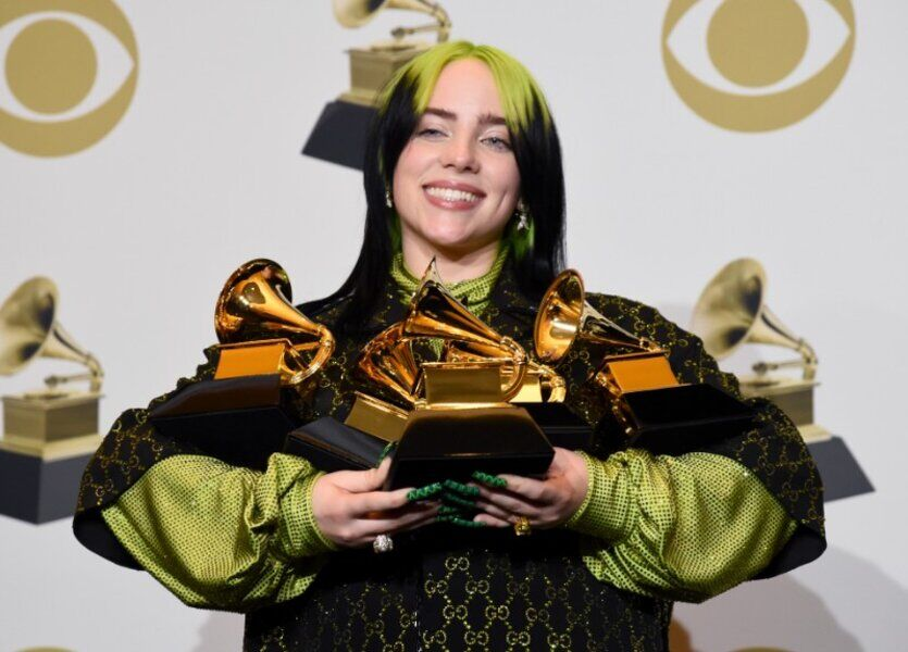 Billie Eilish Grammys