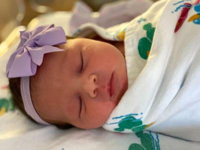 Smith family welcomes new addition