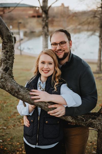 Joel Kruse and Jennifer McNary to wed