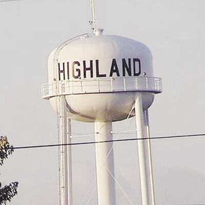 Highland graphic