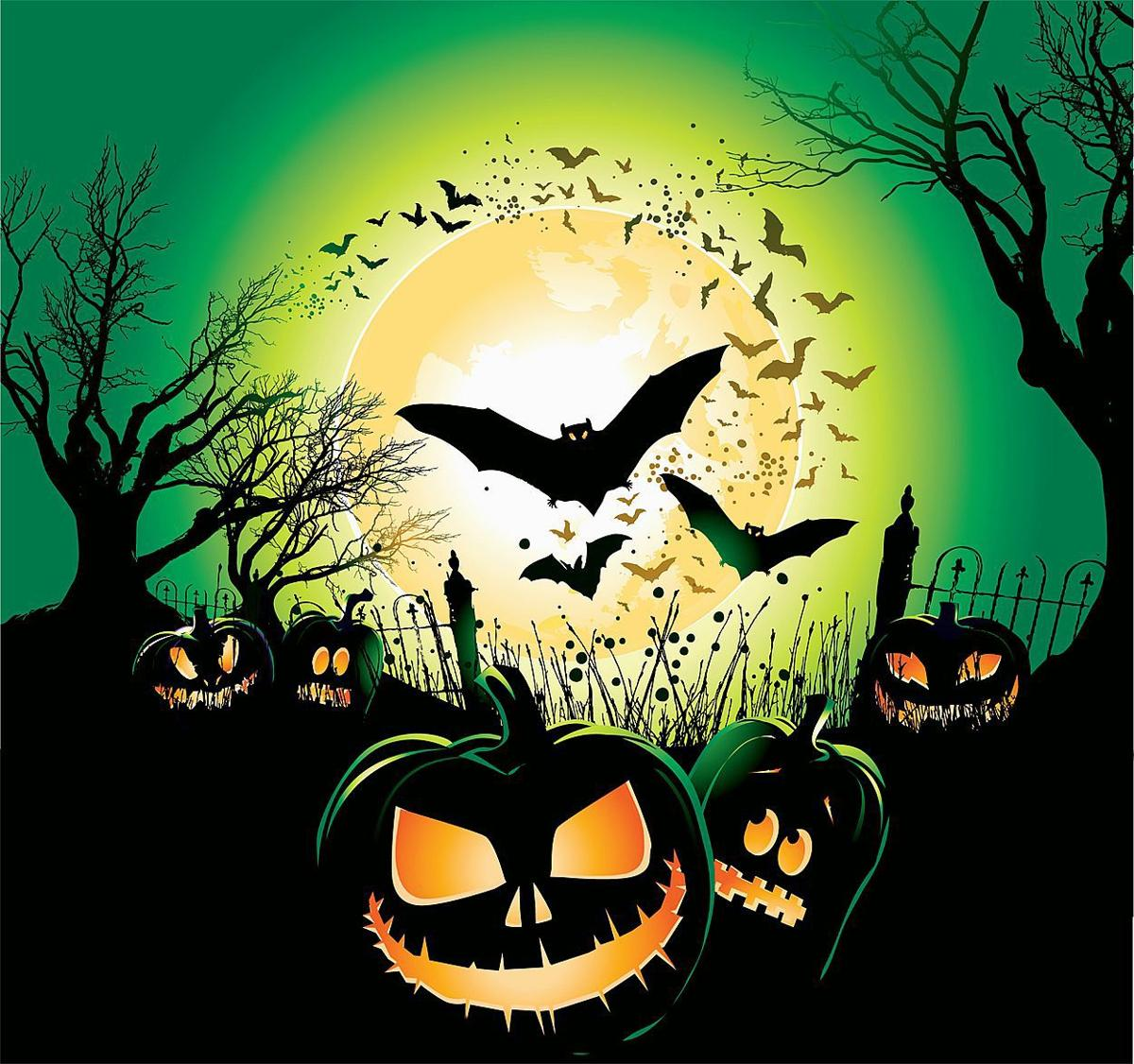 hp&r events set the stage for a spooky october | news