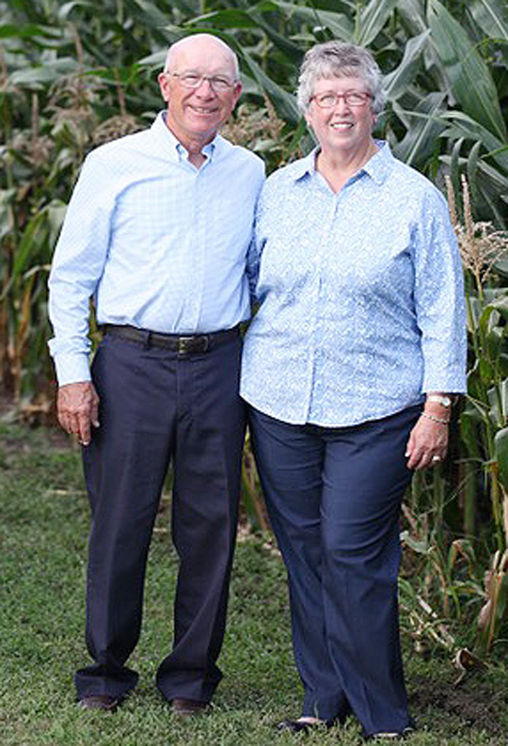 Jim and Christie Mueller