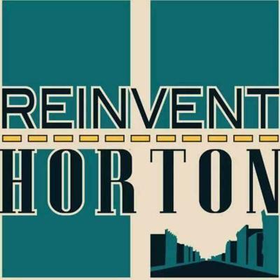 Reinvent Horton logo