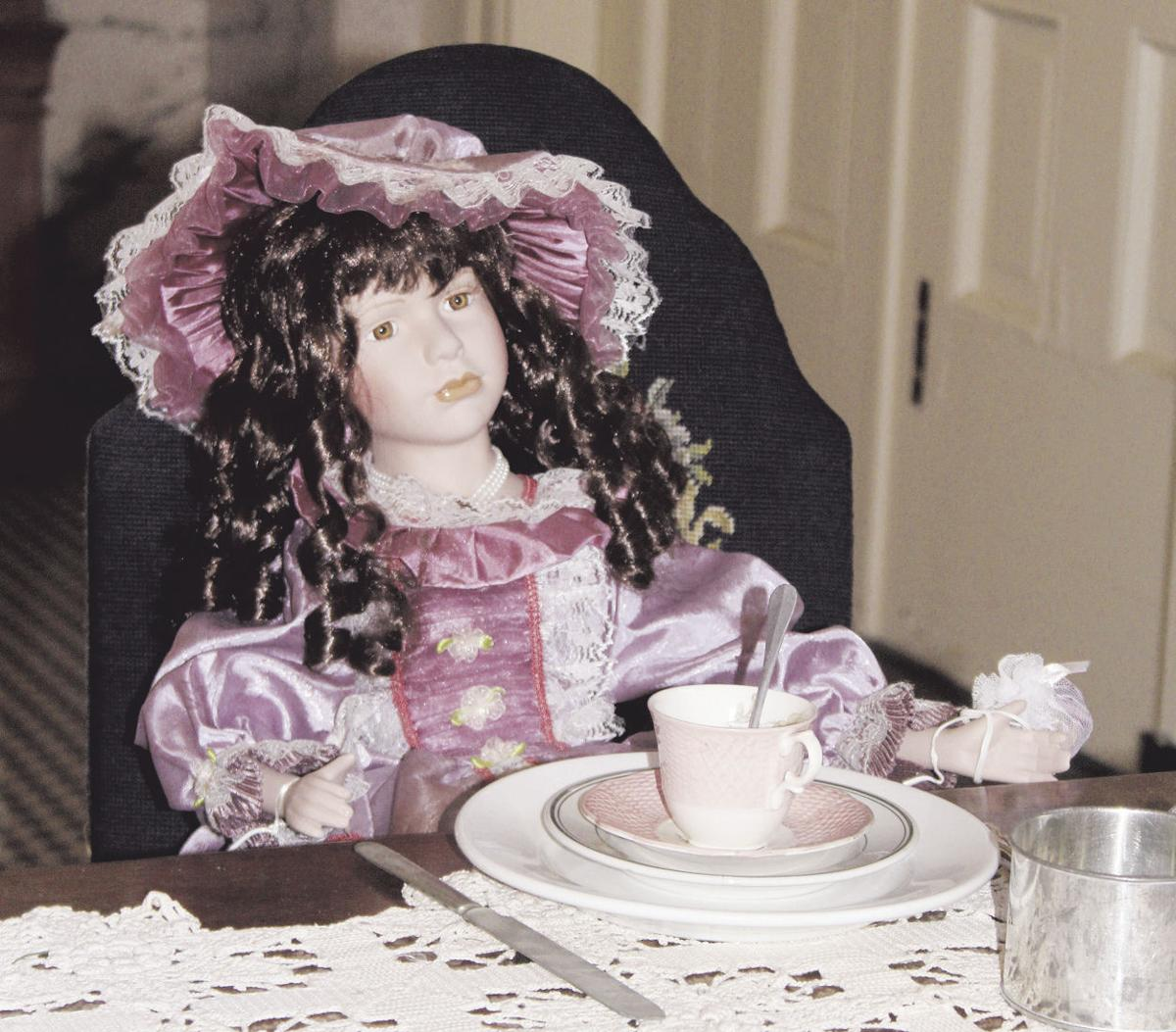 Porcelain doll collection featured at museum  News