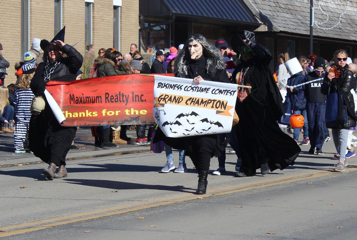 Hiawatha Halloween Parade 2020 Hiawatha Halloween Frolic 'Season of the Witch' | News