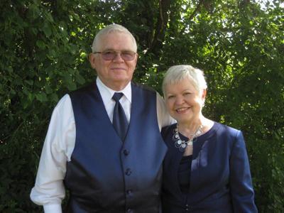 Bill and Linda Nonnast celebrate 50 years