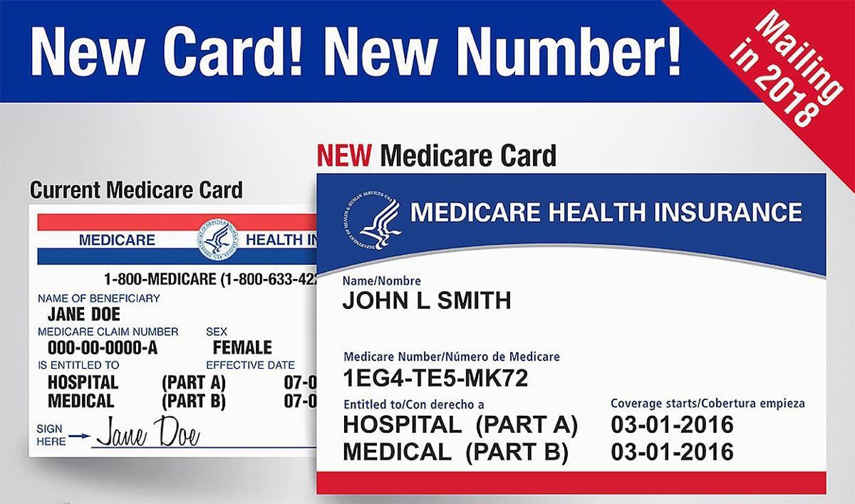 New Medicare Card Coming News Hiawathaworldonline Com