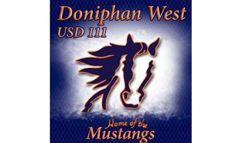 Doniphan West logo