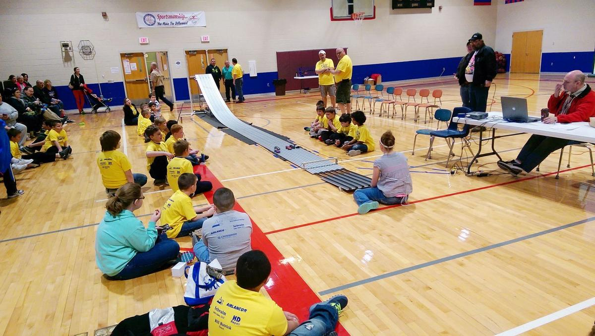 Car Manufacturers Derby Mail: Annual Pinewood Derby At HMS