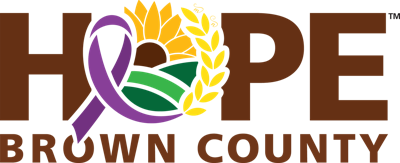 Hope Brown County logo