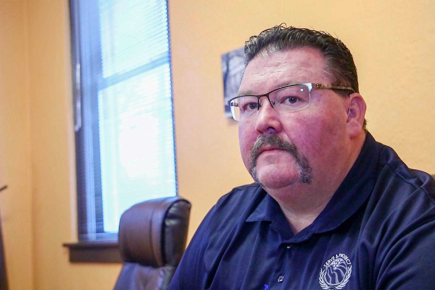 Calhoon retires as Boller steps in as Horton Police Chief