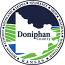 Doniphan County logo