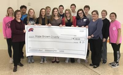 Hope Students