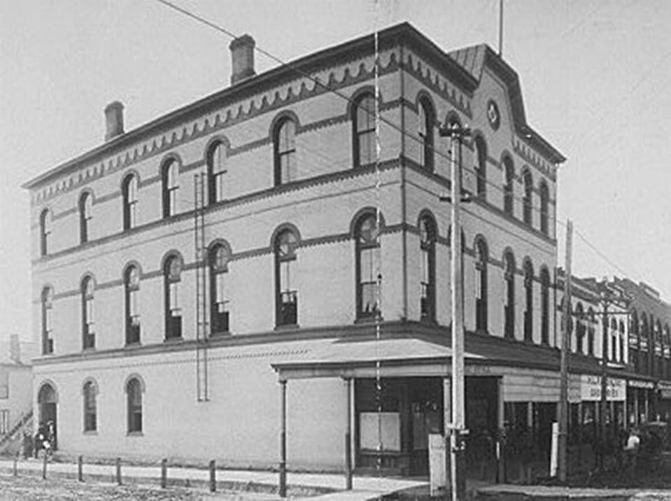 Masonic Lodge-old