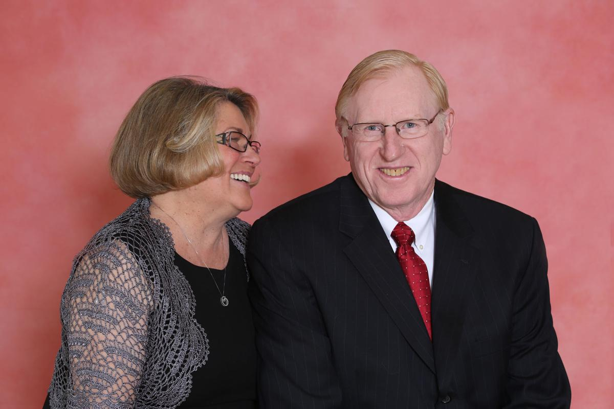 Ed and Helen Sourk