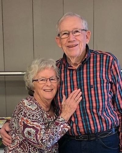 Clifton and Rita celebrate 60th Anniversary