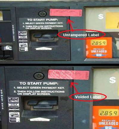 Skimmers located on two Hickory gas pumps | Crime | hickoryrecord com